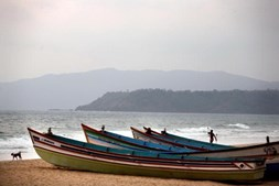 Agonda, Índia