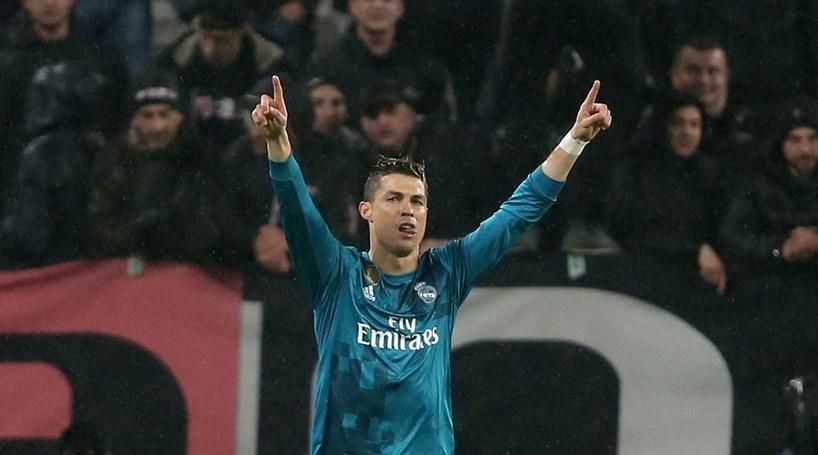 eb2908ab09 Real Madrid bate Juventus por 3-0 com dois golos de Ronaldo - Cm ao ...