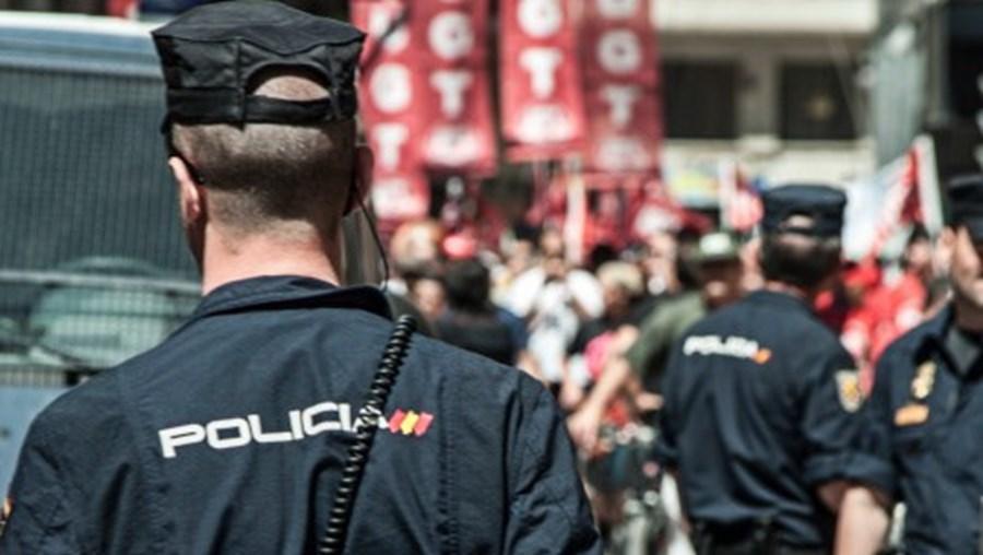 Polícia Nacional de Espanha