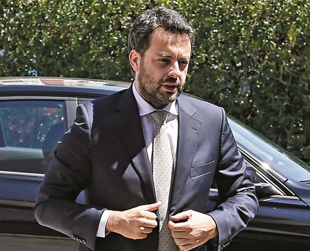 Miguel Cabrita é o secretário de Estado do Emprego