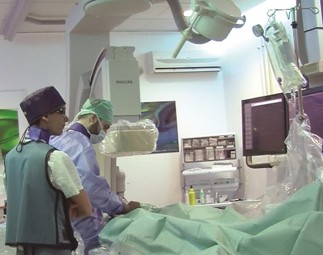 Cirurgia de cardiologia no Hospital de Trás os Montes e Alto Douro