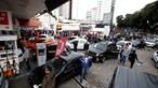 Fuzileiros desfazem cerco de camionistas ao maior porto do Brasil