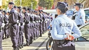 Milhares de polícias ganham promoção ou aumento