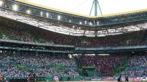Negociação das ações do Sporting congelada após derrota no Jamor