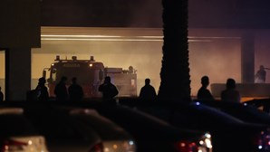 FC Porto abandona hotel após incêndio