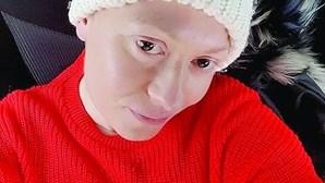 Rebeca volta a falar sobre o cancro