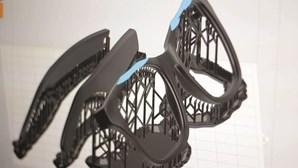 Óculos feitos em 3D