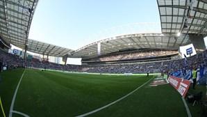 FC Porto-Olympiacos vai poder ter cerca de 3750 adeptos nas bancadas do Dragão