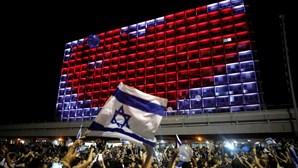 Tel Aviv na linha da frente para acolher Eurovisão de 2019