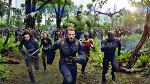 'Vingadores' vencem guerra de bilheteira