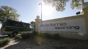 Academia do Sporting muda de nome e passa a ser 'Academia Cristiano Ronaldo'