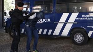 Suspeitos de ataque em Alcochete devem conhecer hoje medidas de coação