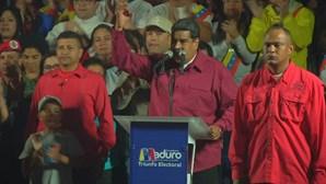 Nicolás Maduro vence presidenciais na Venezuela