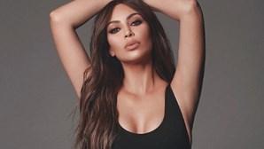 Kim Kardashian partilha foto nua e choca fãs