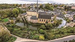Luxemburgo, um lugar de prosperidade e calma