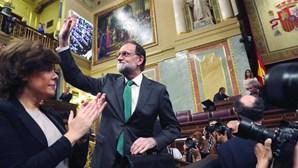 Governo de Mariano Rajoy à beira do fim