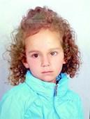 Rafaela tinha 4 anos