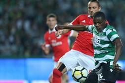 As melhores imagens do dérbi Sporting-Benfica