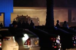 Incêndio deflagra no hotel que alberga equipa do FC Porto