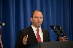 Ben Rhodes, conselheiro de Barak Obama