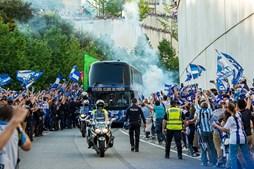 Presidente da República felicita FC Porto