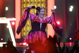 Netta deu a vitória a Israel na Eurovisão