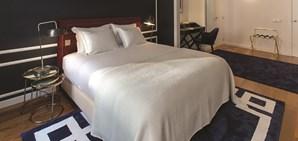 A casa defende que a experiência de dormir no local é semelhante à de um hotel de cinco estrelas