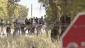 Adeptos encapuzados atacaram Academia do Sporting, em Alcochete