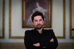 Tiago Rodrigues, diretor artístico do Teatro Nacional D. Maria II