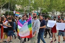 Malato participou em marcha gay em Bragança