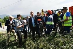 Marcelo Rebelo de Sousa visitou Gouveia