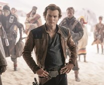 Alden Eirenreich superou dezenas de atores num casting para ser Han Solo