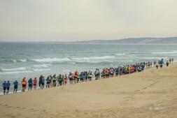 Ultramaratona Melides-Tróia