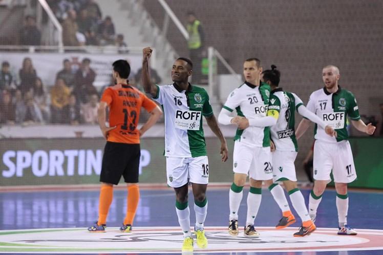 1a310ab044 Sporting vence Fabril e é o grande vencedor da Taça de Portugal de Futsal