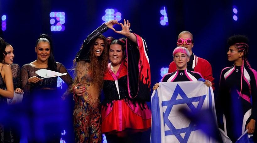 Resultado de imagem para israel chipre eurovision 2018