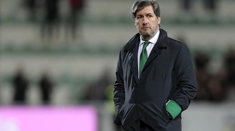 Resultado de imagem para Bruno de Carvalho vai processar Ferro Rodrigues e critica Marcelo