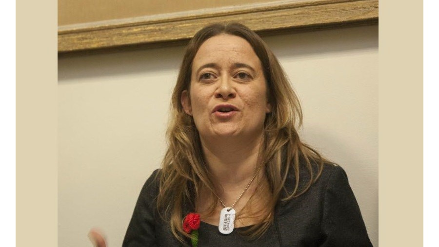 Sofia Branco, presidente do Sindicato dos Jornalistas