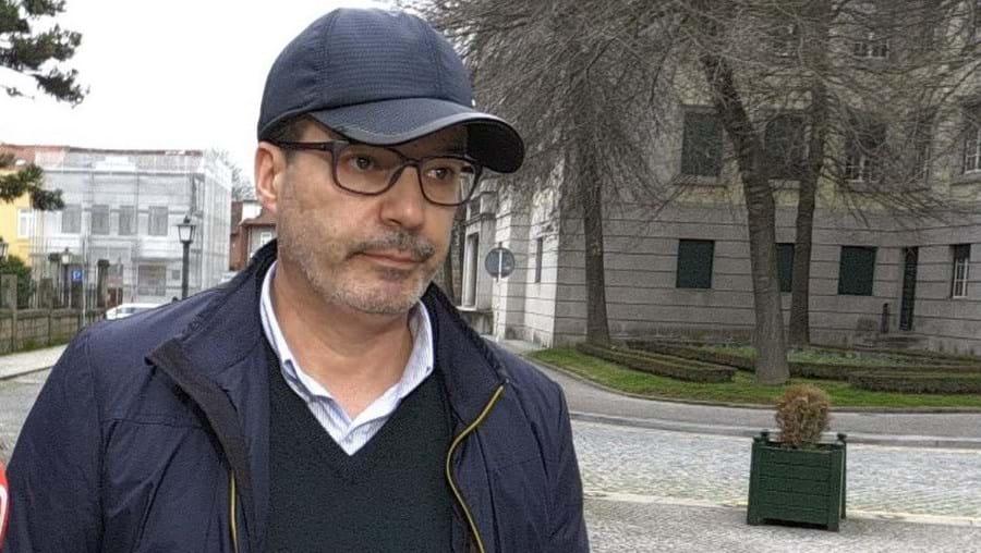 Júlio Loureiro é suspeito de passar informações ao Benfica