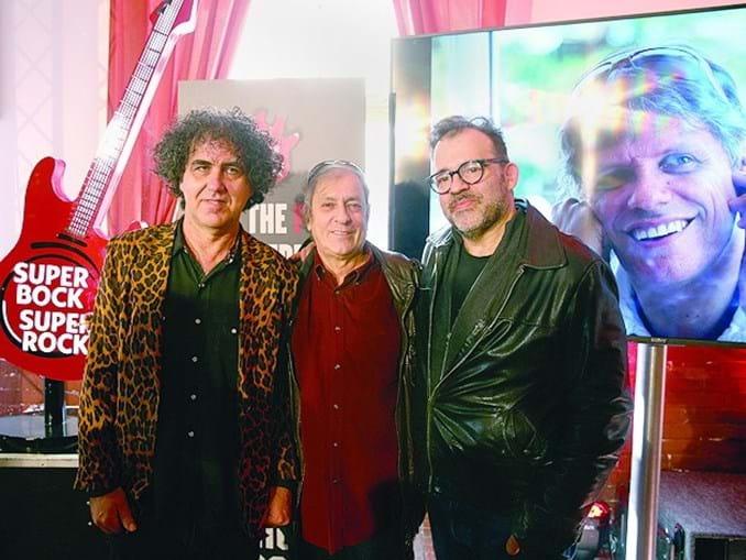 Palma's Gang recordam Zé Pedro