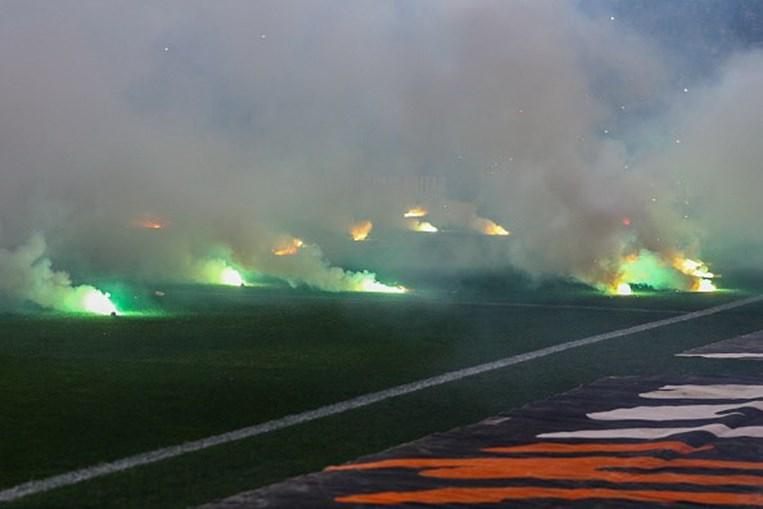 Dérbi entre Sporting e Benfica