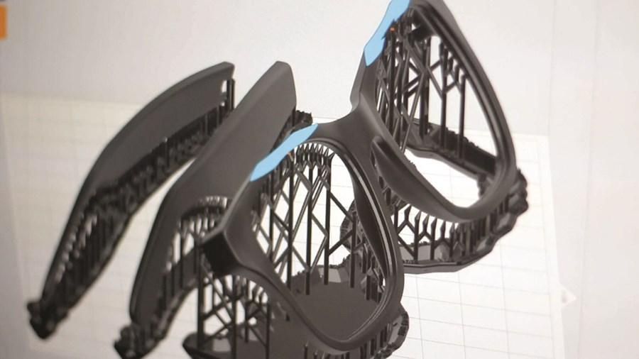Empresa Mood Optic, de Viseu, cria óculos com tecnologia 3D