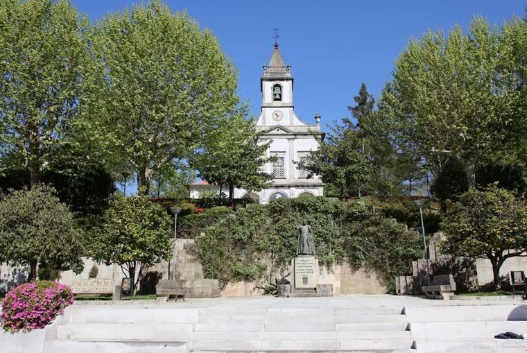 Capela do Senhor dos Aflitos, em Lousada