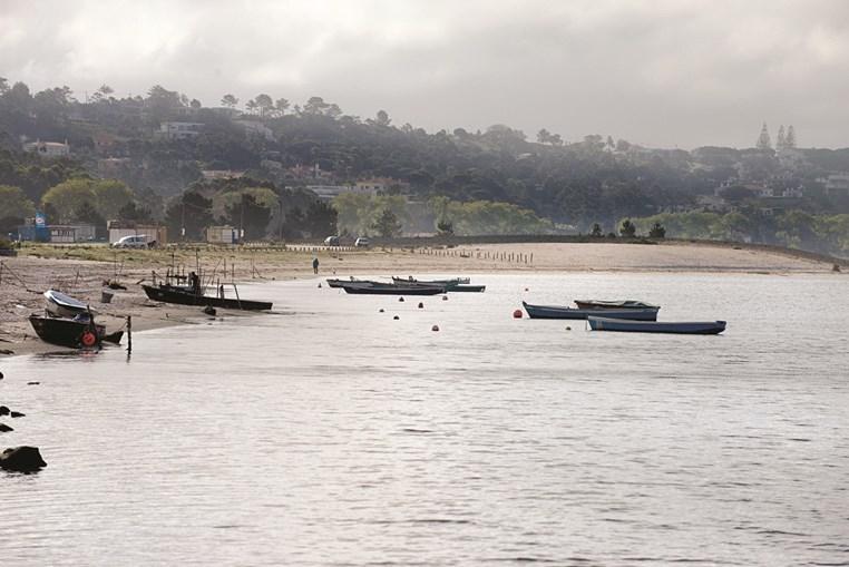 Pela margem da Lagoa é possível realizar um percurso até à freguesia vizinha de Nadadouro