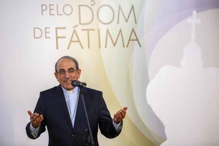 D. António Marto, bispo de Leiria-Fátima