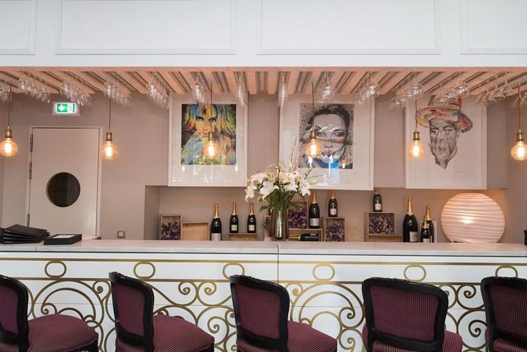 Restaurante Astória, no Porto