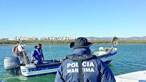 Polícia Marítima apreende 500 metros de redes de pesca no rio Minho em Caminha