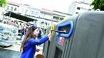 Famalicão recolhe lixo porta a porta e recicla