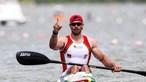 Fernando Pimenta 'satisfeito' com bronze em Taça do Mundo com nível 'olímpico'