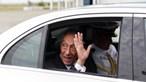 Marcelo promete levar corpo diplomático a Bragança