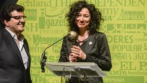 Marilena Nardi é a primeira mulher a vencer o World Press Cartoon